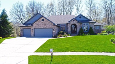 4321 W Eagle Trace, New Palestine, IN 46163 - MLS#: 21562579