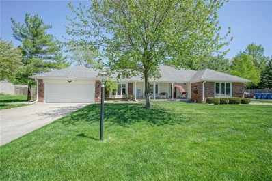 13641 Thistlewood Drive E, Carmel, IN 46032 - #: 21562644