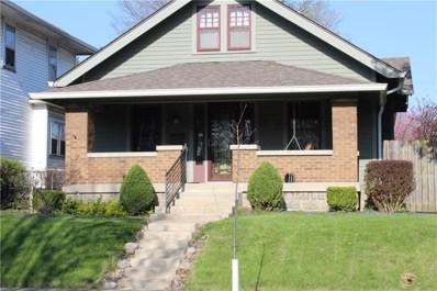 403 N Bosart Avenue, Indianapolis, IN 46201 - #: 21562653