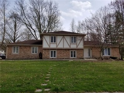 8549 Chapel Glen Drive, Indianapolis, IN 46234 - #: 21562677