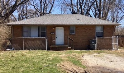 3603 N Irvington Avenue, Indianapolis, IN 46218 - #: 21562802