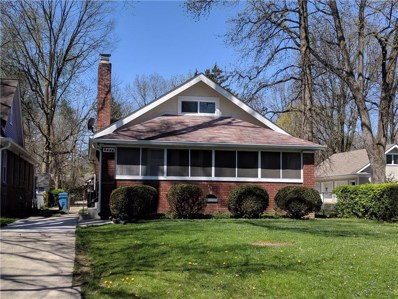 5430 Broadway Street, Indianapolis, IN 46220 - #: 21562854