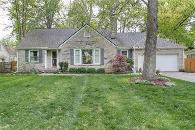 5260 Woodside Drive, Indianapolis, IN 46228 - #: 21562927