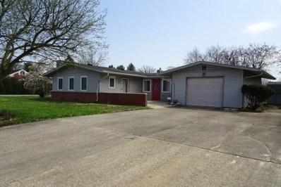 1016 Oak Boulevard, Greenfield, IN 46140 - MLS#: 21562958