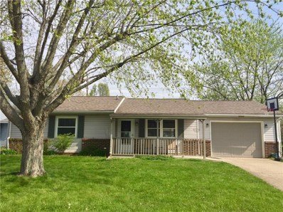 3626 Pleasant Creek Drive, Indianapolis, IN 46227 - MLS#: 21563005