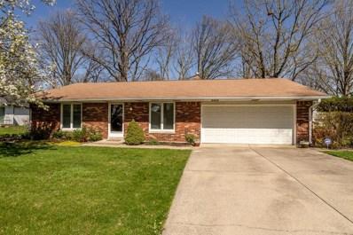 1943 Hibiscus Drive, Indianapolis, IN 46219 - #: 21563011