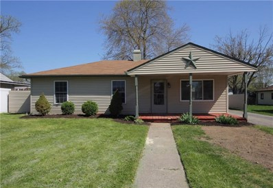 3534 W Perry Street, Indianapolis, IN 46221 - #: 21563064