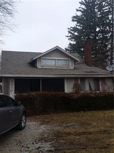 4856 W 71st Street, Indianapolis, IN 46268 - #: 21563091
