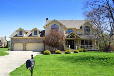 12118 Kingfisher Court, Indianapolis, IN 46236 - #: 21563095