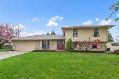 809 Corkwood Court, Indianapolis, IN 46227 - #: 21563148