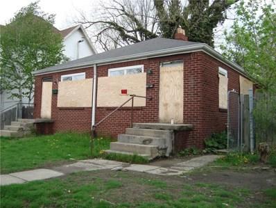 1015 N Rural Street, Indianapolis, IN 46201 - #: 21563155
