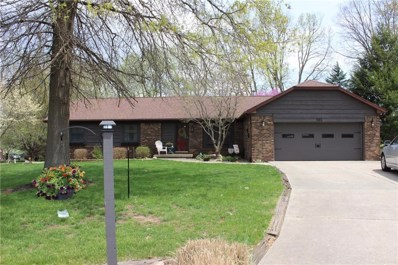 582 S Masters Drive, Crawfordsville, IN 47933 - MLS#: 21563305