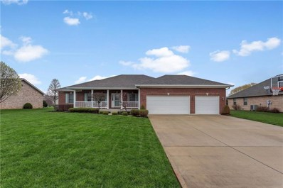 1544 Temple Drive, Danville, IN 46122 - #: 21563352