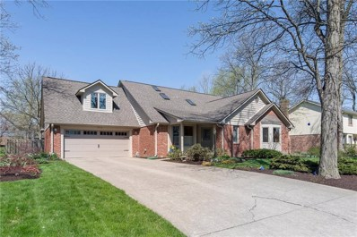 13654 Thistlewood Drive W, Carmel, IN 46032 - #: 21563428