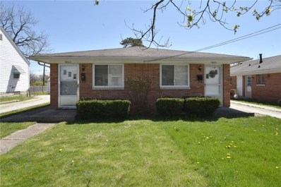 5863 W Morris Street, Indianapolis, IN 46241 - #: 21563481