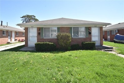 5867 W Morris Street, Indianapolis, IN 46241 - #: 21563482