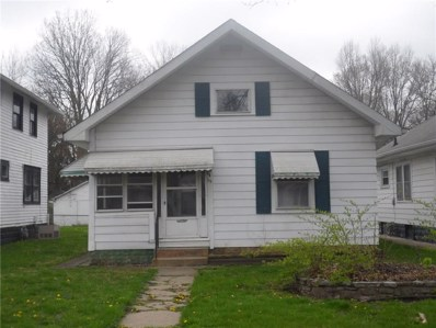 1415 W 34th Street, Indianapolis, IN 46208 - #: 21563508