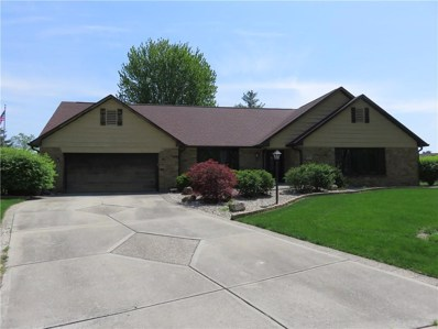 935 Carmen Court, Greenwood, IN 46143 - #: 21563525