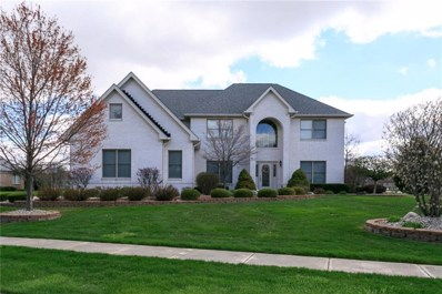 13489 Grapevine Lane, Fishers, IN 46038 - #: 21563529