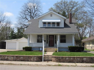 5912 Broadway Street, Indianapolis, IN 46220 - #: 21563546