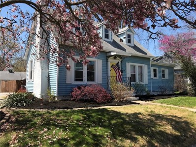 224 S Center Street, Plainfield, IN 46168 - MLS#: 21563576