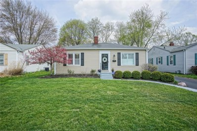 5217 Kingsley Drive, Indianapolis, IN 46220 - #: 21563581