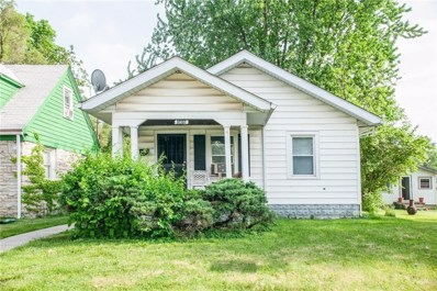 1419 W Pruitt Street, Indianapolis, IN 46208 - #: 21563591