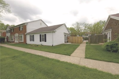 1641 W 79TH Street UNIT 1641, Indianapolis, IN 46260 - #: 21563595