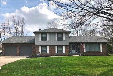 8953 Beckford Drive, Indianapolis, IN 46234 - #: 21563616
