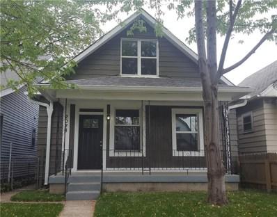 2028 Hoyt Avenue, Indianapolis, IN 46203 - MLS#: 21563644