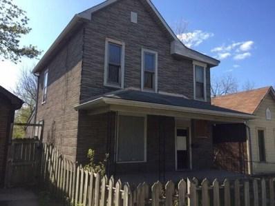 1334 S Talbott Street, Indianapolis, IN 46225 - MLS#: 21563645
