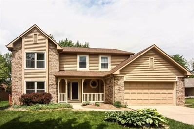 10010 Harbour Pines Court, Indianapolis, IN 46256 - #: 21563651