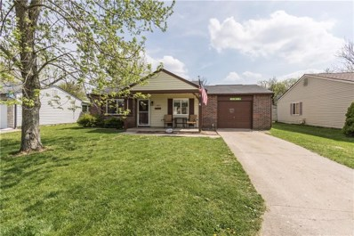 3457 Pleasant Lake Drive, Indianapolis, IN 46227 - MLS#: 21563655