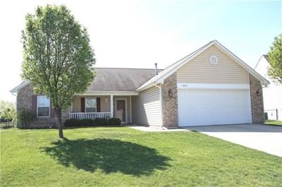 921 Heatherwood Drive, Greenwood, IN 46143 - #: 21563657