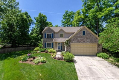 8354 Woodbrush Court, Indianapolis, IN 46256 - #: 21563681