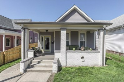 1134 Olive Street, Indianapolis, IN 46203 - #: 21563736