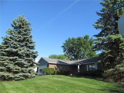 601 Sunblest Blvd S Avenue, Fishers, IN 46038 - MLS#: 21563796