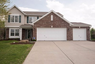 5507 Gainesway Drive, Greenwood, IN 46142 - #: 21563800