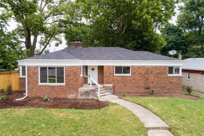 3704 Watson Road, Indianapolis, IN 46205 - #: 21563801