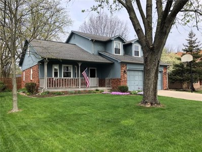 7610 Old Oakland Blvd West Drive, Indianapolis, IN 46236 - MLS#: 21563916
