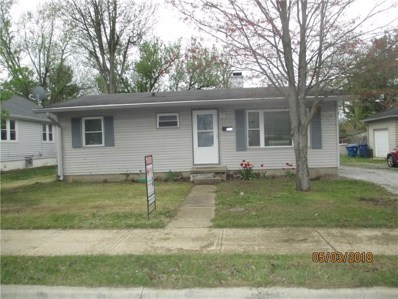 222 N Grant Street, Brownsburg, IN 46112 - MLS#: 21564002
