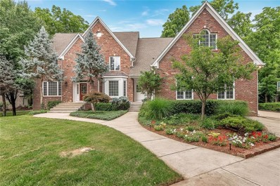 5550 Bay Landing Court, Indianapolis, IN 46254 - #: 21564006