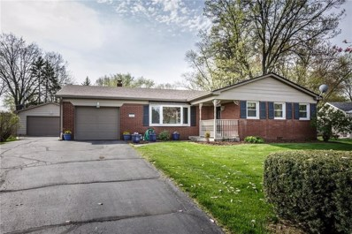 741 Chapel Hill West Drive, Indianapolis, IN 46214 - #: 21564016