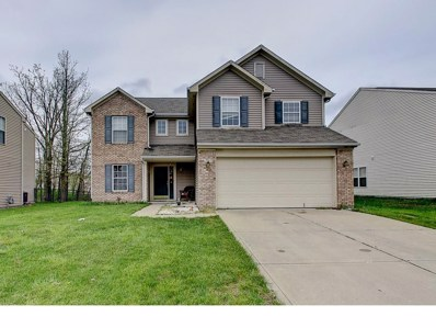 6640 W Irving Drive, McCordsville, IN 46055 - #: 21564018