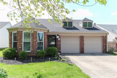 9374 Colony Pointe W Drive, Indianapolis, IN 46250 - #: 21564079