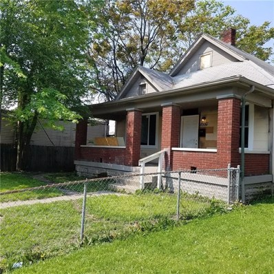 1006 N Olney Street, Indianapolis, IN 46201 - MLS#: 21564193