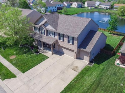 8122 Grassy Meadow Court, Indianapolis, IN 46259 - #: 21564216