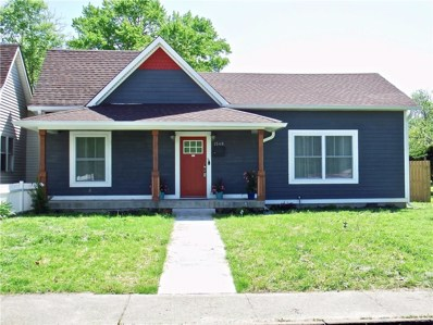 1549 Olive Street, Indianapolis, IN 46203 - MLS#: 21564277