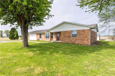 1742 S Mauxferry Road, Franklin, IN 46131 - MLS#: 21564282