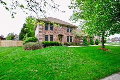 839 Crystal Lake Drive, Greenwood, IN 46143 - #: 21564316